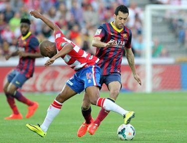 Przegrana na własne życzenie: Granada – FC Barcelona 1:0