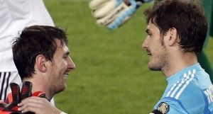 Casillas – Messi: pojedynek najlepszych