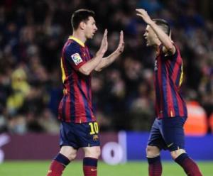 Barça wciąż w grze. Pięć najważniejszych momentów meczu