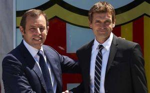 Sandro Rosell: Tito nigdy nie zapomniał, że będzie musiał powiedzieć do widzenia