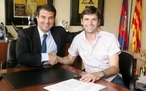 Laporta: Z uśmiechem Tito wygraliśmy Ligę Mistrzów w Rzymie