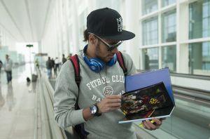 LFP wyklucza nieprawidłowości w sprawie transferu Neymara