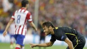 Zespół doradczy nie chce, by Neymar zagrał przeciwko Atlético
