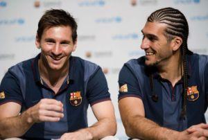 Messi domaga się podpisania kontraktu z Agüero i odnowienia umowy Pinto