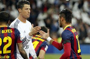 Ronaldo: Neymar może być najlepszym zawodnikiem na świecie