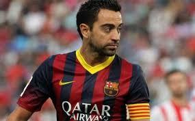 Xavi może dołączyć do Manchesteru City
