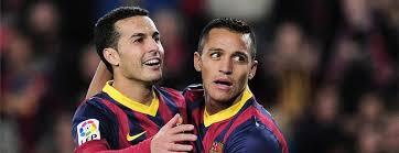 Arsenal chce Alexisa i Pedro