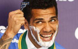Alves: Nie rozmawiam o przyszłości