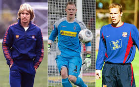 Ter Stegen – siódmy Niemiec w barwach Barçy