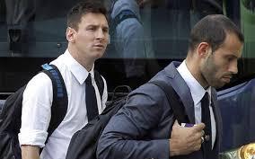 Mascherano: Messi potrzebuje wsparcia drużyny, by mógł błyszczeć