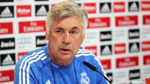 Ancelotti: Zubi i Enrique nie rozmawiali o naszym meczu