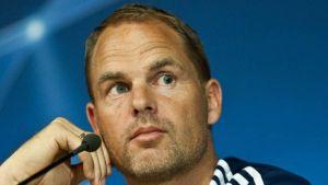 De Boer: Nie odszedłbym do Barçy