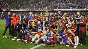 Pięć lat od triumfu w Copa del Rey