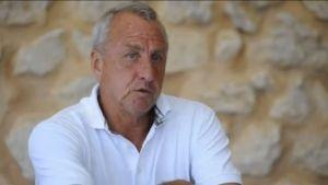 Cruyff: Ten zawodnik zasługuje na pomnik
