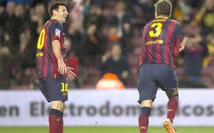 Nowe kontrakty dla Messiego i Piqué kwestią godzin