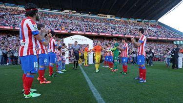 FC Barcelona vs Atletico Madryt
