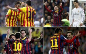 """Messi – średnia prawie jednego gola na mecz w swoim """"najgorszym"""" sezonie"""