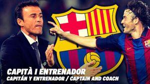 Luis Enrique – od kapitana do trenera