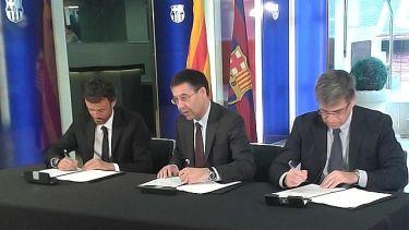 Luis Enrique podpisał kontrakt z FC Barceloną!