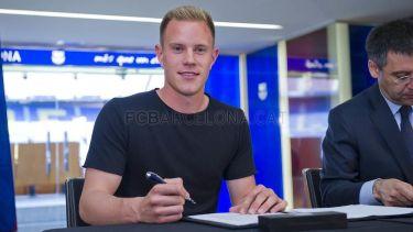 Ter Stegen podpisał kontrakt!