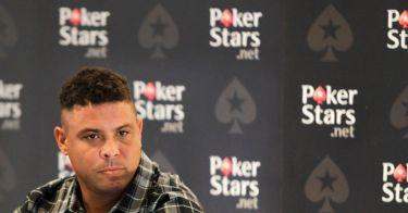 Ronaldo – ambasador MŚ w Brazylii i znany gracz pokerowy