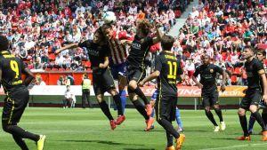 Porażka na El Molinón; Sporting Gijón – Barça B 1:0
