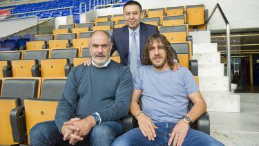 Carles Puyol asystentem w sekreteriacie technicznym!