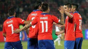 Alexis prowadzi Chile do zwycięstwa