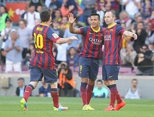 Iniesta: Byłbym zadowolony, jeśli Martino by pozostał