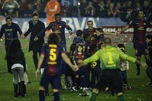 Barça, po najlepszy cykl w Europie