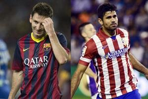 Barça-Atlético: Wielkie pojedynki na koniec La Liga