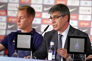 Mestre: Zainwestujemy ile będzie trzeba, by stworzyć konkurencyjny zespół