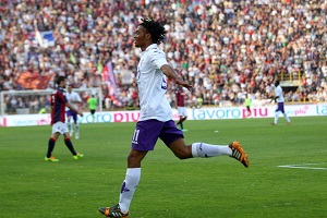 Borja Valero: Cuadrado jest bardziej ofensywny niż Alves