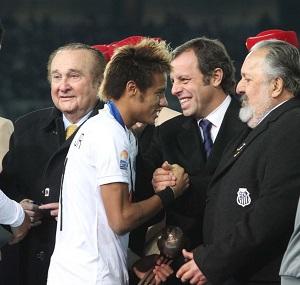 Były prezes Santosu: Płaciłem za orgie dla ojca Neymara