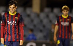 Przerwanie passy: Barça B – Córdoba 0:1