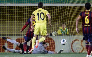 Barça z Pinto traci przynajmniej jedną bramkę na mecz