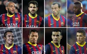 Barça może pozbyć się 13 zawodników