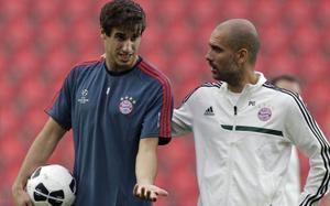 Javi Martínez rozważa odejście z Bayernu
