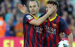 Barça zdobyła najwięcej goli u siebie w Europie