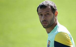 Barça chce pozostania Mascherano