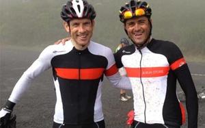 Luis Enrique: Miłość do roweru i wielkie zmagania fizyczne