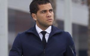 Barça wyceniła Alvesa na 15 mln euro