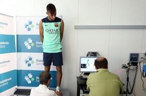 W piątek testy medyczne Neymara