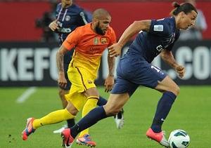 Dani Alves na 99,9% w PSG