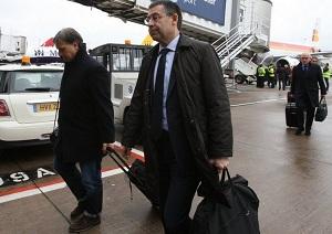 Bartomeu i Tata Martino spotkają się po meczu z Atlético