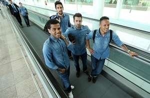 FC Barcelona w drodze do Alicante
