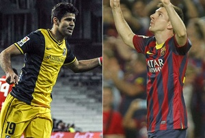 Barça i Atlético powalczą między sobą