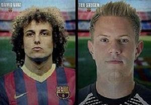 Ter Stegen i David Luiz – pierwsze transfery
