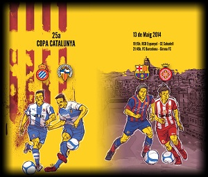 Kadra FC Barcelony na mecz z Gironą