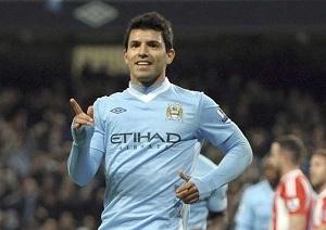 Agüero nie odejdzie z Manchesteru City